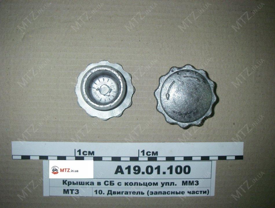 Заглушка-кольцо ЗП4-50-100